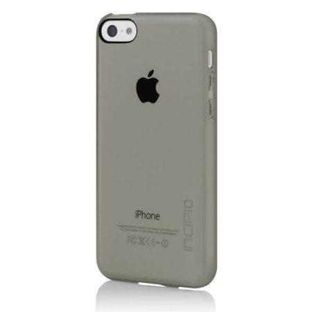 Incipio Feather Clear Case For iPhone 5C - Smoke