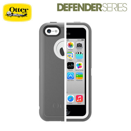 otterbox iphone 5c defender otterbox defender series for iphone 5c glacier 15817