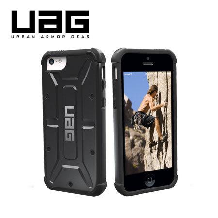 more photos b1c4a 4752d UAG Scout Case for iPhone 5C - Black