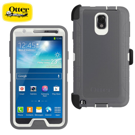 promo code e1300 90b77 Otterbox Defender Series for Samsung Galaxy Note 3 - Glacier