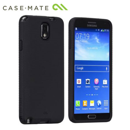 best sneakers 8f006 74103 Case-Mate Tough Case for Samsung Galaxy Note 3 - Black