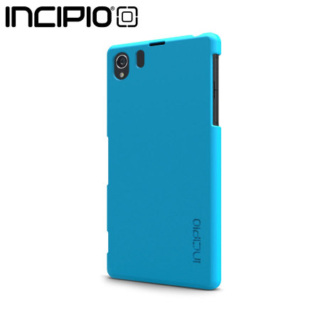 Incipio Feather Case for Sony Xperia Z1 - Cyan Blue