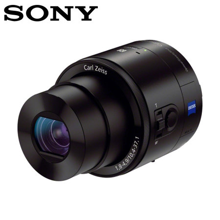 QX100 Lens-Style Camera for Smartphones