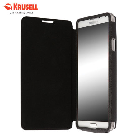Krusell Malmo FlipCover for Samsung Galaxy Note 3 - Black