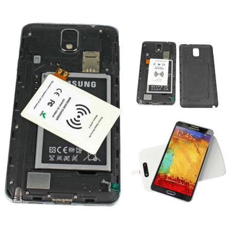 Qi Internal Wireless Charging Adapter For Samsung Galaxy