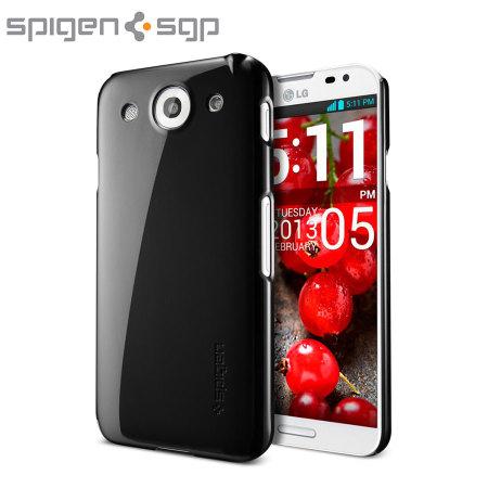 on sale 10a4f 1ecd6 Spigen SGP Ultra Thin Air Case for LG Optimus G Pro - Black