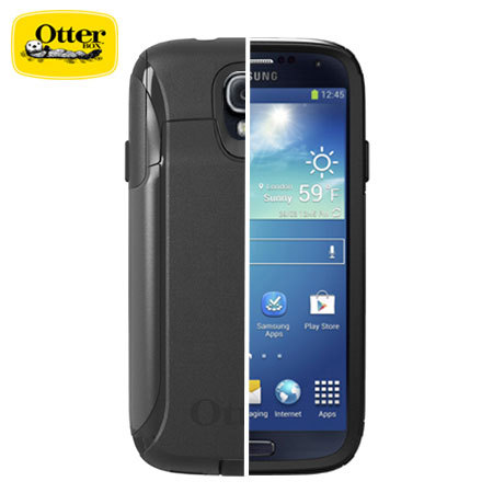 OtterBox Commuter Series Wallet Case for Samsung Galaxy S4 - Black