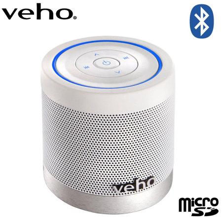 Veho 360 M4 Bluetooth Lautsprecher in Weiß