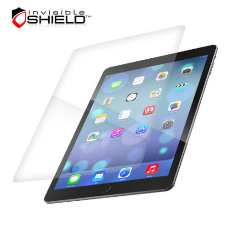 InvisibleSHIELD Screen Protector for Apple iPad Air