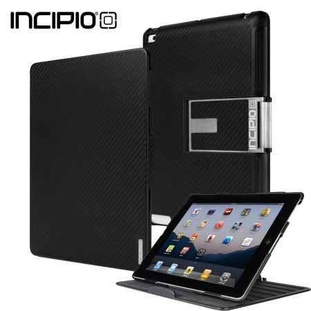 Incipio Flagship Folio Case for iPad Air - Black
