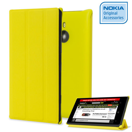 best service 72ae4 bb6b3 Nokia Protective Cover Case for Lumia 1520 - Yellow