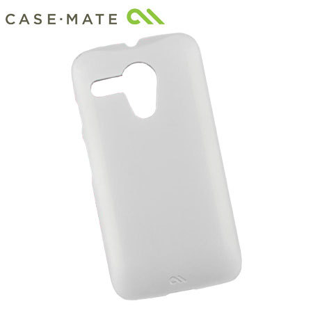 Case-Mate Barely There for Moto DVX - White