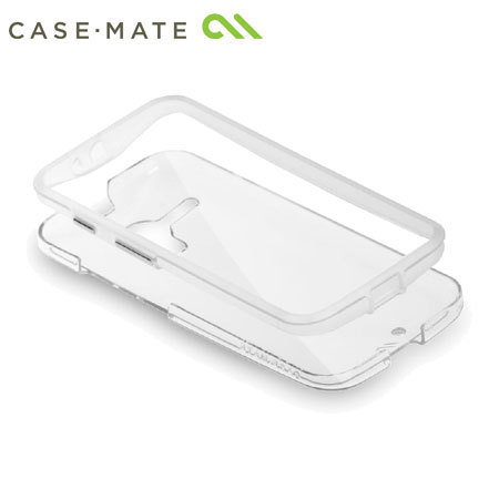 Case-Mate Tough Naked Case for Moto DVX- Clear