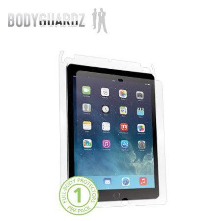 BodyGuardz UltraTough Full Body Protector for iPad Air - Clear