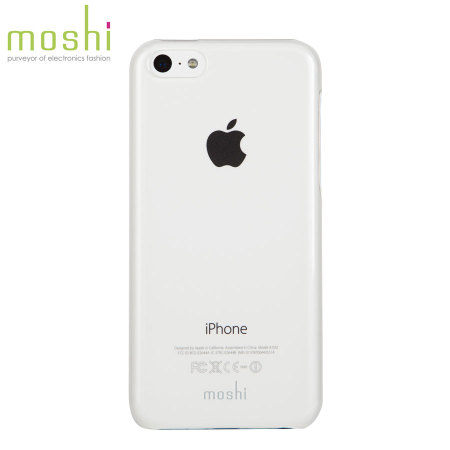 save off 6c9b4 44626 Moshi iGlaze XT iPhone 5C Case - Clear