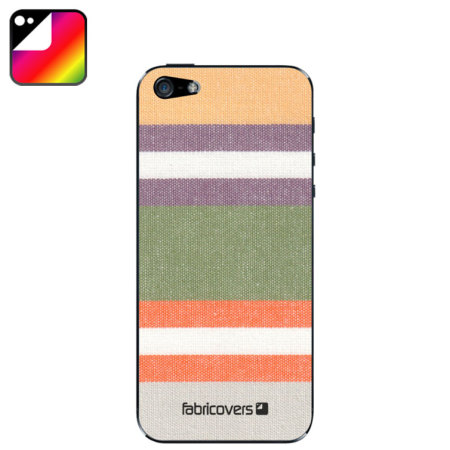 Fabricovers 100% Cotton Skins for iPhone 5S / 5 - Palette MC5