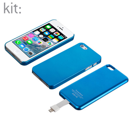 battery for iphone 5s kit magnetic battery for iphone 5s 5 blue 13554