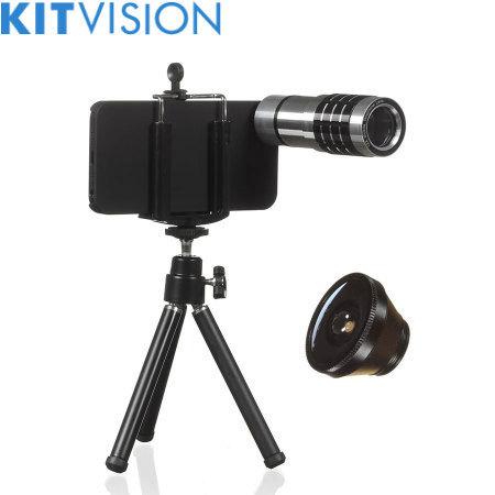 Kitvision iPhone 5S / 5 Lens Pack