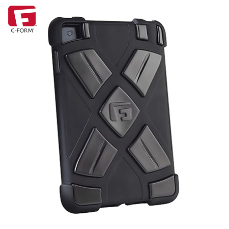 G-Form Extreme iPad Mini Clip on Case - Black