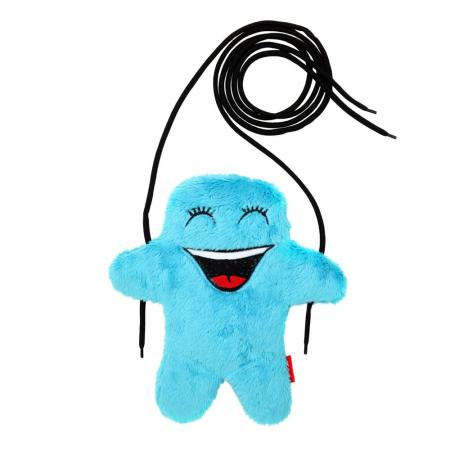 SOX Leon's Kids Fluffy Mobile Phone Case/pouch - Blue