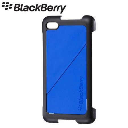 BlackBerry Transform Hardshell Case for Z30 - Blue