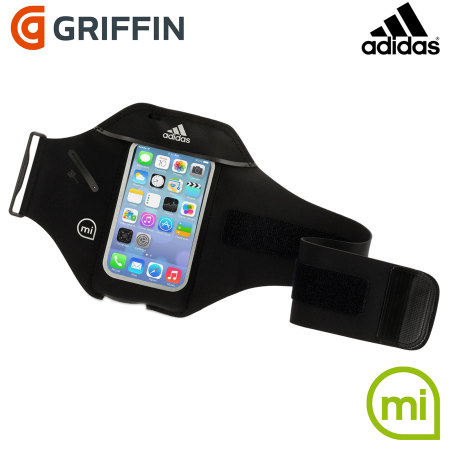 quality design 28091 b4589 Griffin Adidas MiCoach Armband for iPhone 5S / 5C / 5