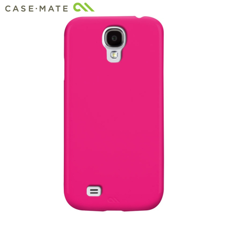 Case-mate Barely There Cases for Samsung Galaxy S4 - Electric Pink