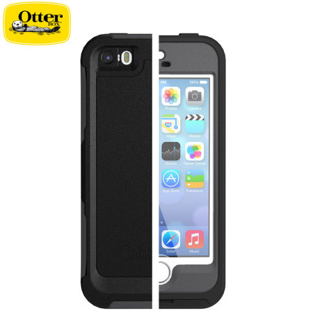 otter box iphone 5 otterbox preserver series for iphone 5s 5 black carbon 15793
