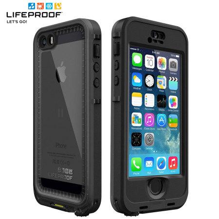 Funda iphone 5s lifeproof n d negra - Fundas lifeproof ...