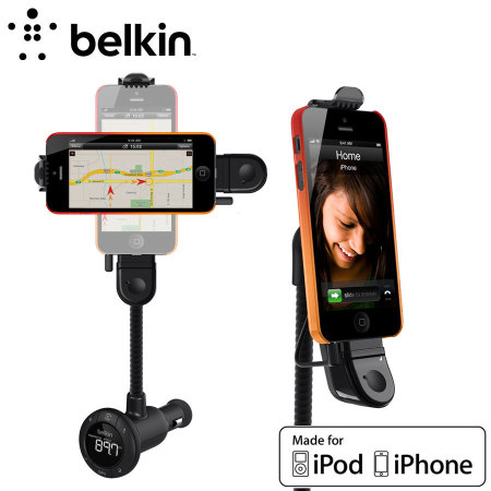 Belkin Tune Base FM for iPhone 5S / 5