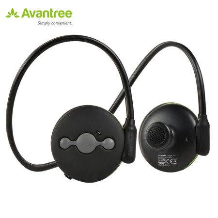 Ecouteurs Bluetooth Avantree Jogger Pro 4.0 - Noir