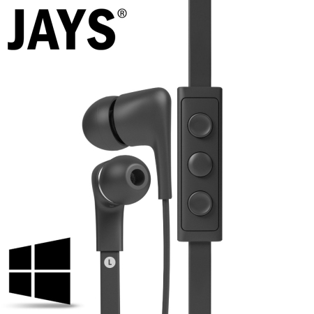 a-JAYS Five for Windows - Black