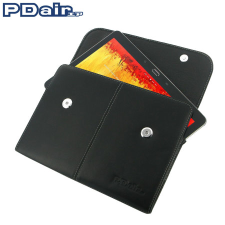 PDair Leather Business Case for Galaxy Note 10.1 2014 - Black