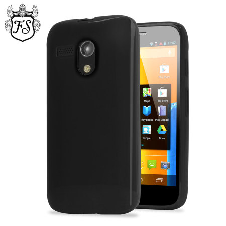 Flexishield Case for Moto G - Black