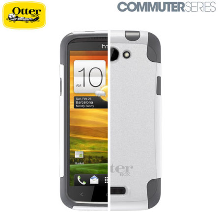 Otterbox Commuter Series for HTC One X  - Glacier