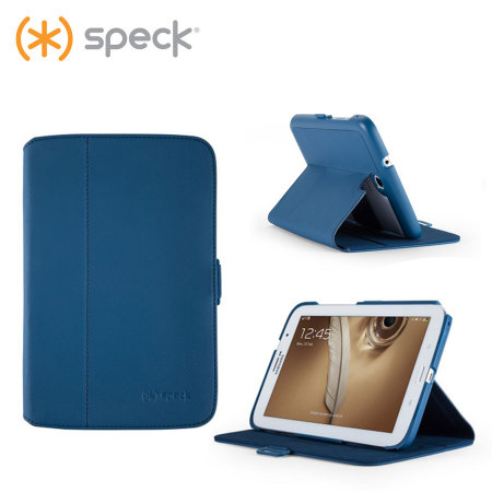 sale retailer a67b4 36cda Speck Fitfolio for Samsung Galaxy Note 8 - Deep Sea Blue Leather