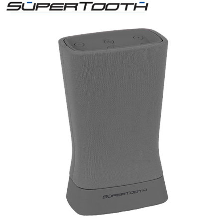 SuperTooth Disco 3 Stereo Bluetooth Speaker - Clay