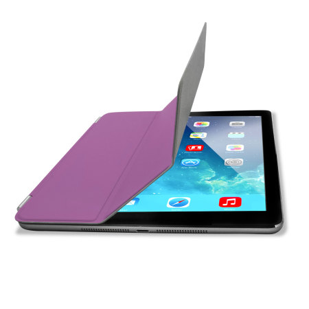 Smart Cover Reviews >> Smart Cover Case For Ipad Air Purple