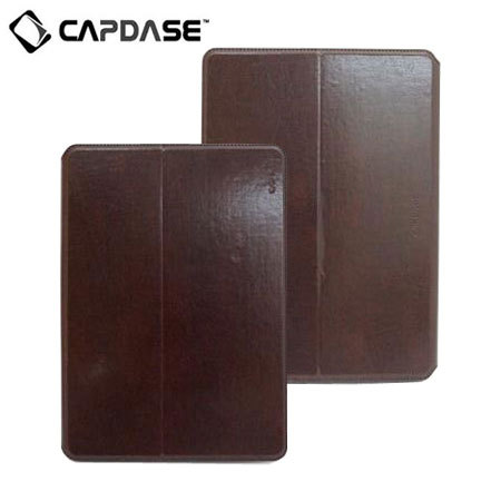Capdase FlipJacket Case for Galaxy Note 10.1 2014 - Brown