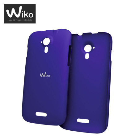 Wiko Ultra Thin Case for Wiko Cink Five - Blue