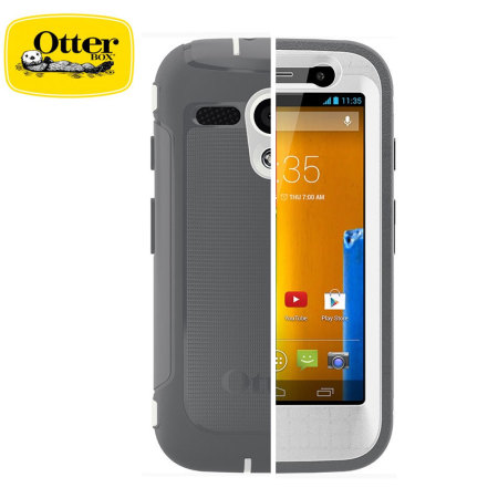 info for cc531 9f47c OtterBox Defender Series for Motorola Moto G - Glacier