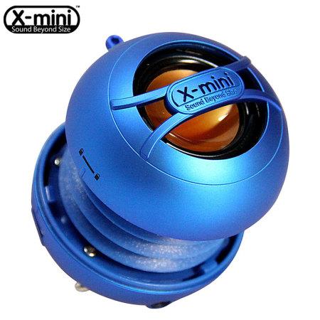 XMI X-Mini UNO Rechargeable Speaker - Blue