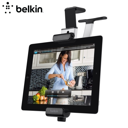 belkin kitchen cabinet tablet mount belkin kitchen cabinet tablet mount for 7 10 tablets 7629