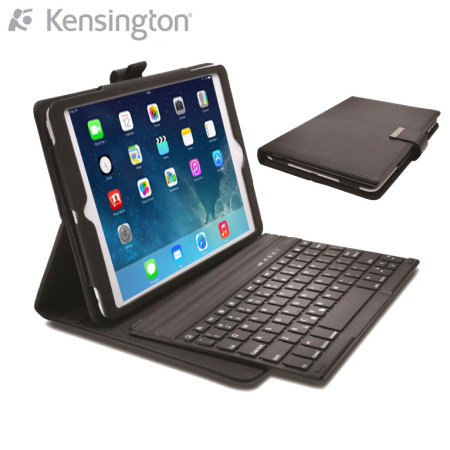 Kensington KeyFolio Pro Case for iPad Air - Black