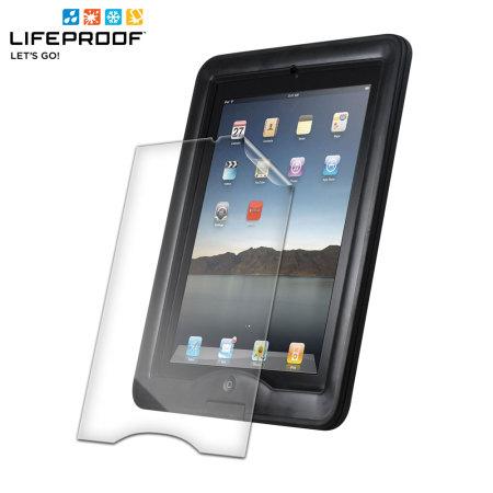 cheaper 3813b e7dc8 InvisibleSHIELD Screen Protector for Lifeproof Case - iPad 4 / 3 / 2