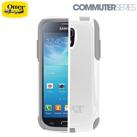 outlet store 49f3a 2bcfd OtterBox Commuter Series for Samsung Galaxy S4 Mini - Glacier