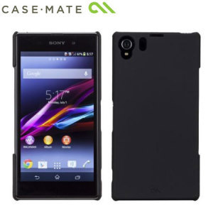 Case-Mate Barely There Case for Sony Xperia Z1 Compact - Black