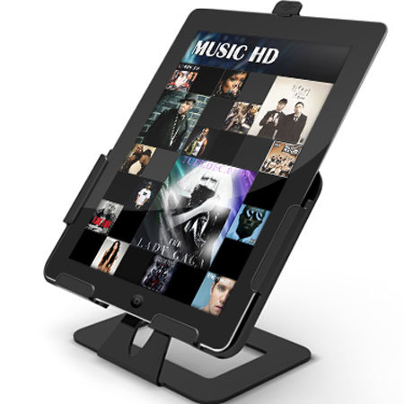 Smart Stand for Apple iPad 2/3/4 - Black