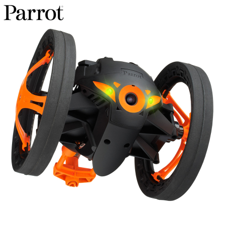 Parrot Jumping Sumo - Smartphone and Tablet Controlled Robot Done