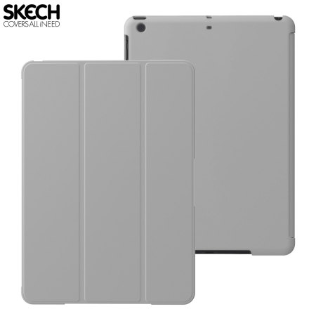 Skech Flipper Case for iPad Air - Grey